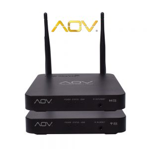 AOV HW1800HD HDMI無線影音傳送器