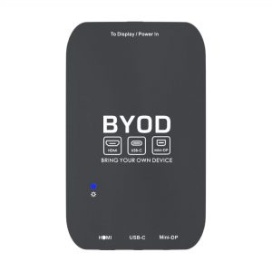 BYOD-E Multiformat Presentation Switcher