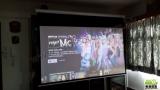 Epson EH-TW8200 + 100 Screen