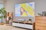【TW前線】Epson EH-LS300W 國民雷射大電視第一手實測心得:無需投影幕,距離 15 公分即可放映 80 吋大畫面!