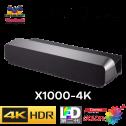 ViewSonic X1000-4K 超短焦 Ultra Short Throw 豪華家庭影院