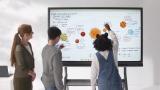 ViewSonic 推出帶有集成多媒體條形音箱的 ViewBoard 52 系列互動觸控屏幕