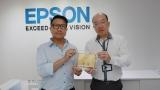 香港投影連續五年奪得【Epson年度最佳銷售大奬】