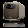 BenQ LED露營投影機 手機/平板無線投影, 內建OS可安裝APP | GS2