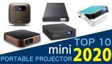 推薦十大微型投影機人氣排行榜【2020年最新版】